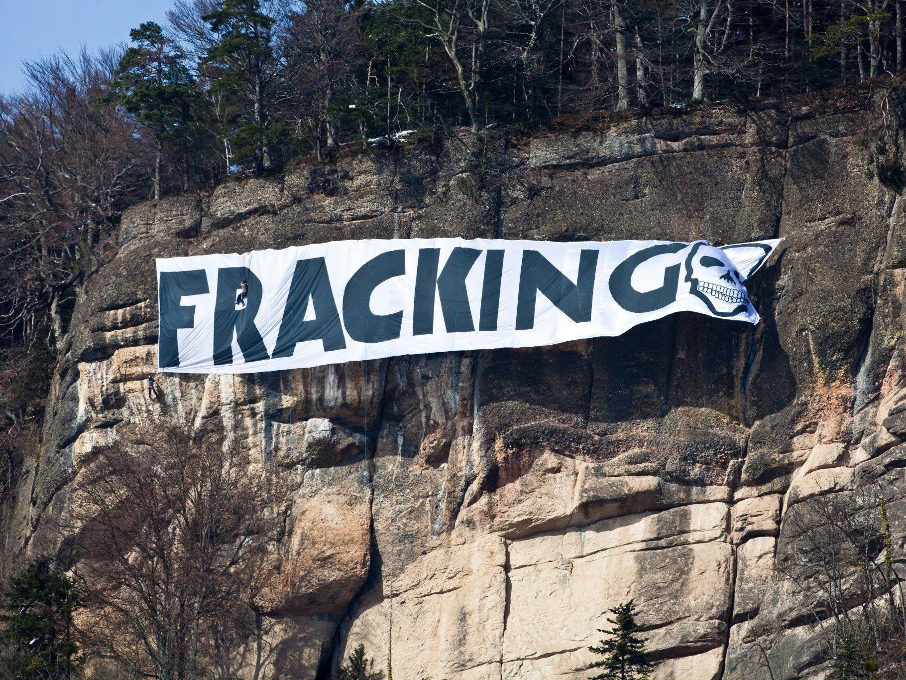 Die Petition gegen Fracking am Bodensee läuft nur noch bis heute.