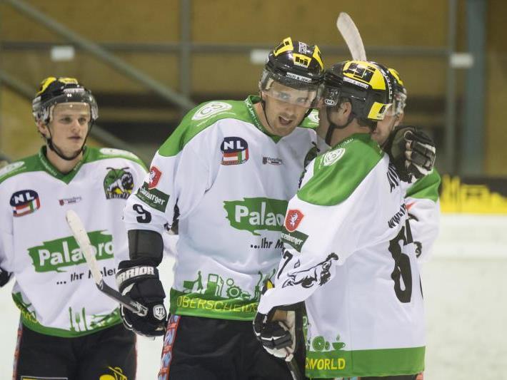 Der EHC Lustenau spielt im Viertelfinale gegen Zell am See und hofft auf drei Siege.