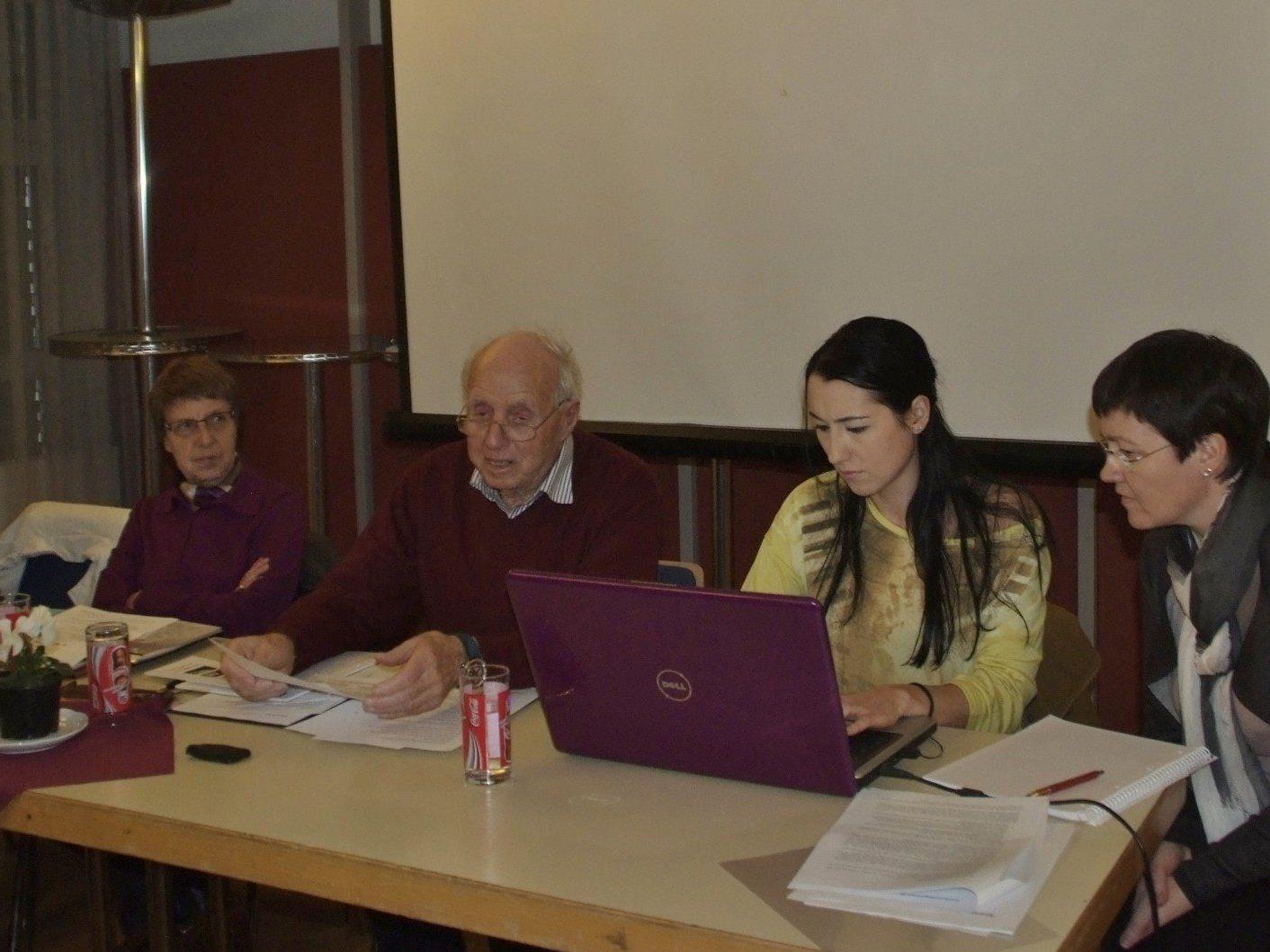 Der Vorstand des KPV lud zur 33. Generalversammlung ein.