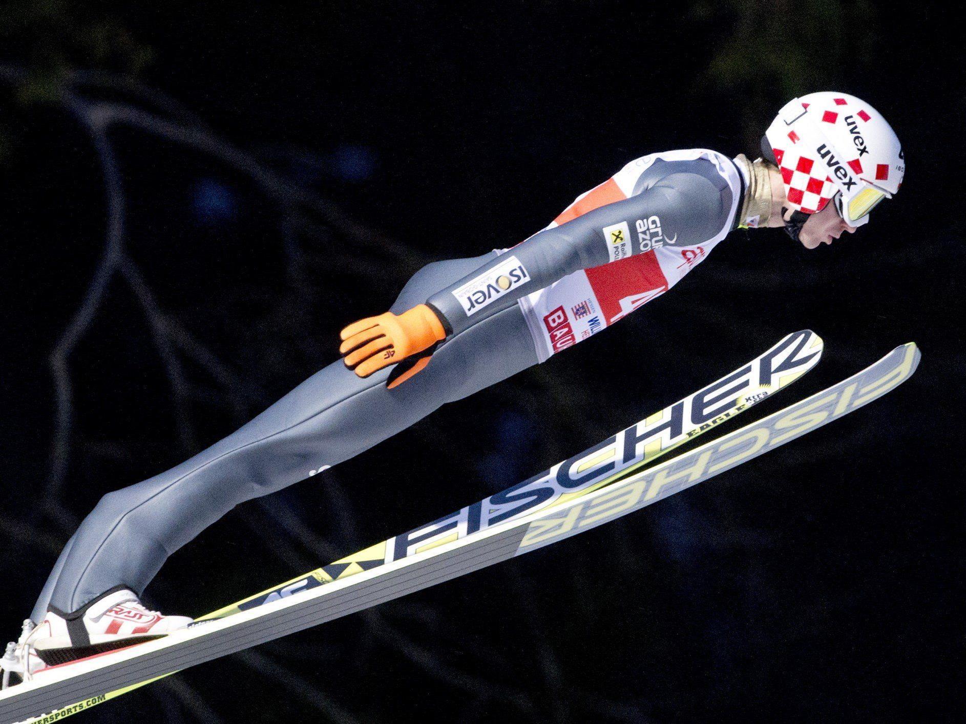 Kamil Stoch gewann wie am Vortag auch das zweite Springen in Willingen.