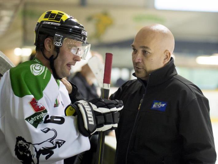 Der Finne Timo Keppo bleibt auch in der kommenden Saison Trainer beim EHC Lustenau.