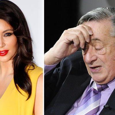 Kim Kardashian ist nicht gerade ein anspruchsloser Opernball-Gast, wie Lugner feststellen muss