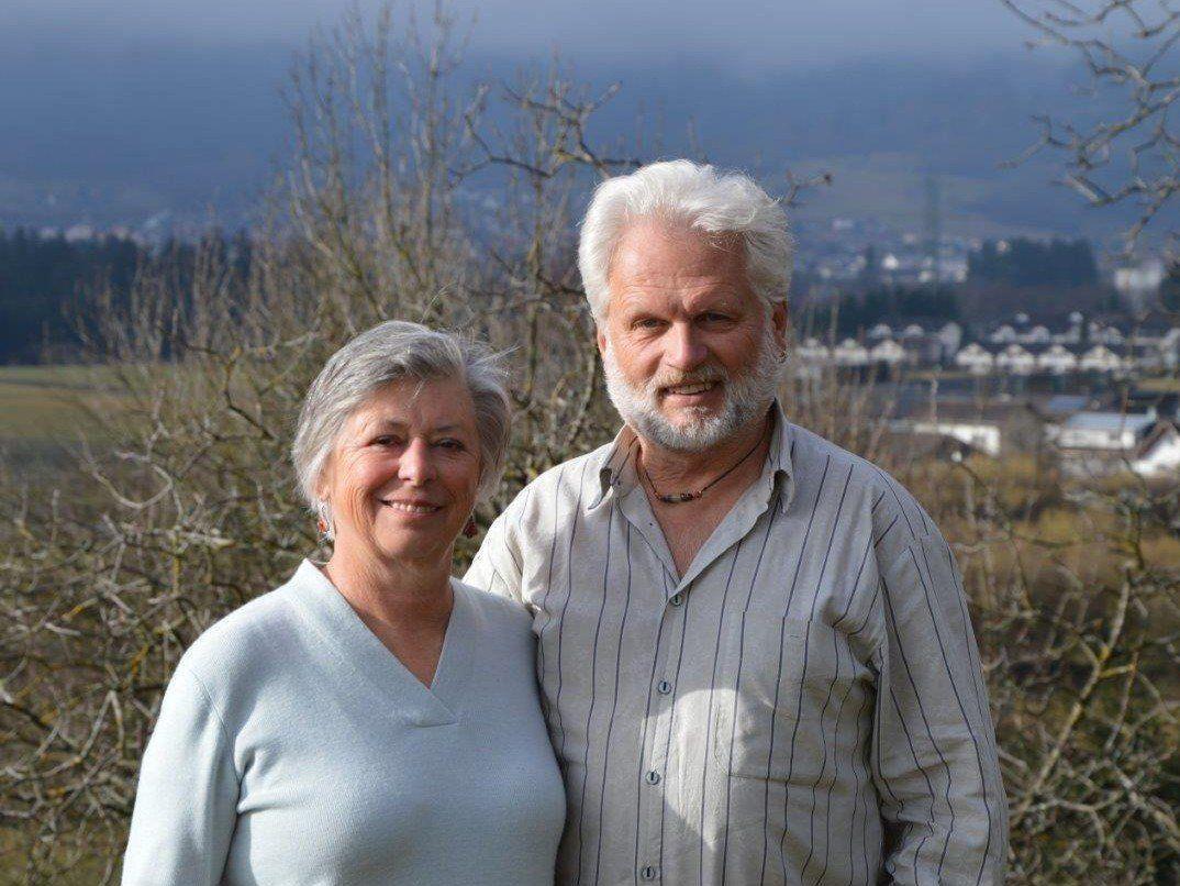 Monika und Alexander Rüdisser aus Bludesch.