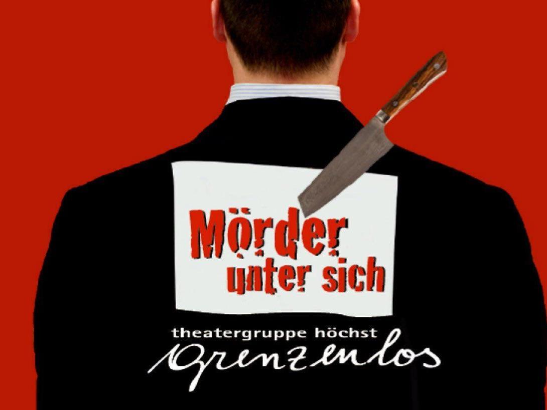 """Die Krimi-Live-Show """"Mörder unter sich"""" ab 15. März im Pfarrsaal Höchst"""