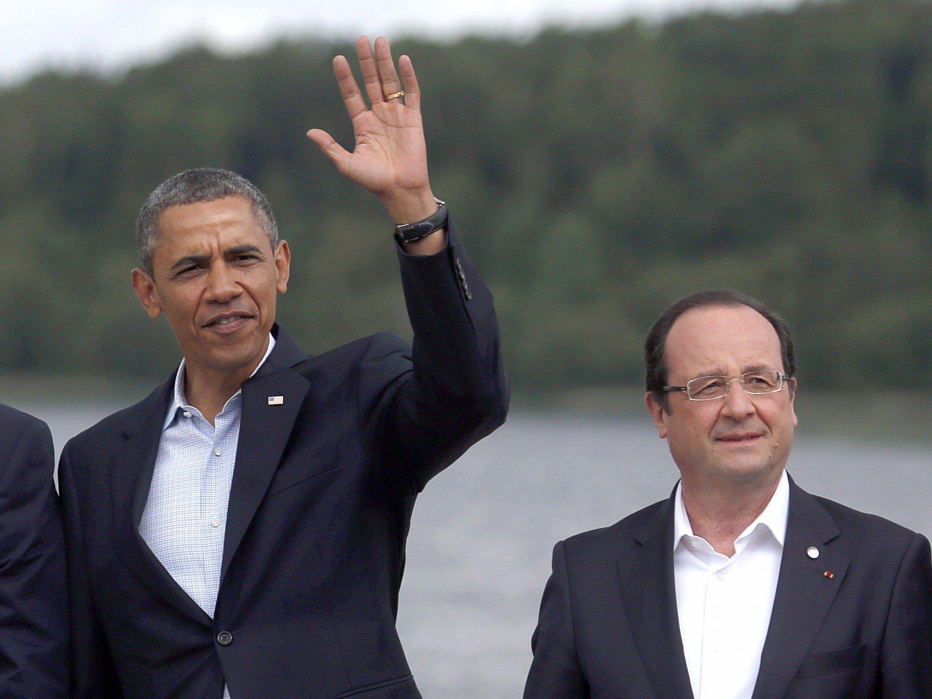 Präsidenten schrieben gemeinsamen Artikel vor Treffen in USA .