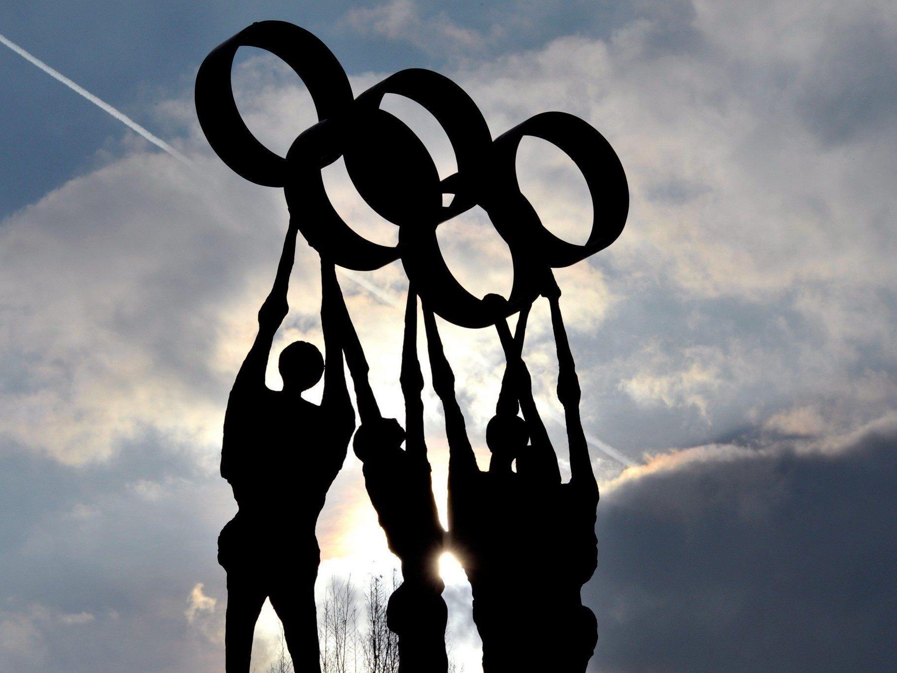 Bei den Olympischen Winterspielen in Sotschi wird den kanadischen Sportlern eine besondere Erfrischung angeboten: Bier aus der Heimat.
