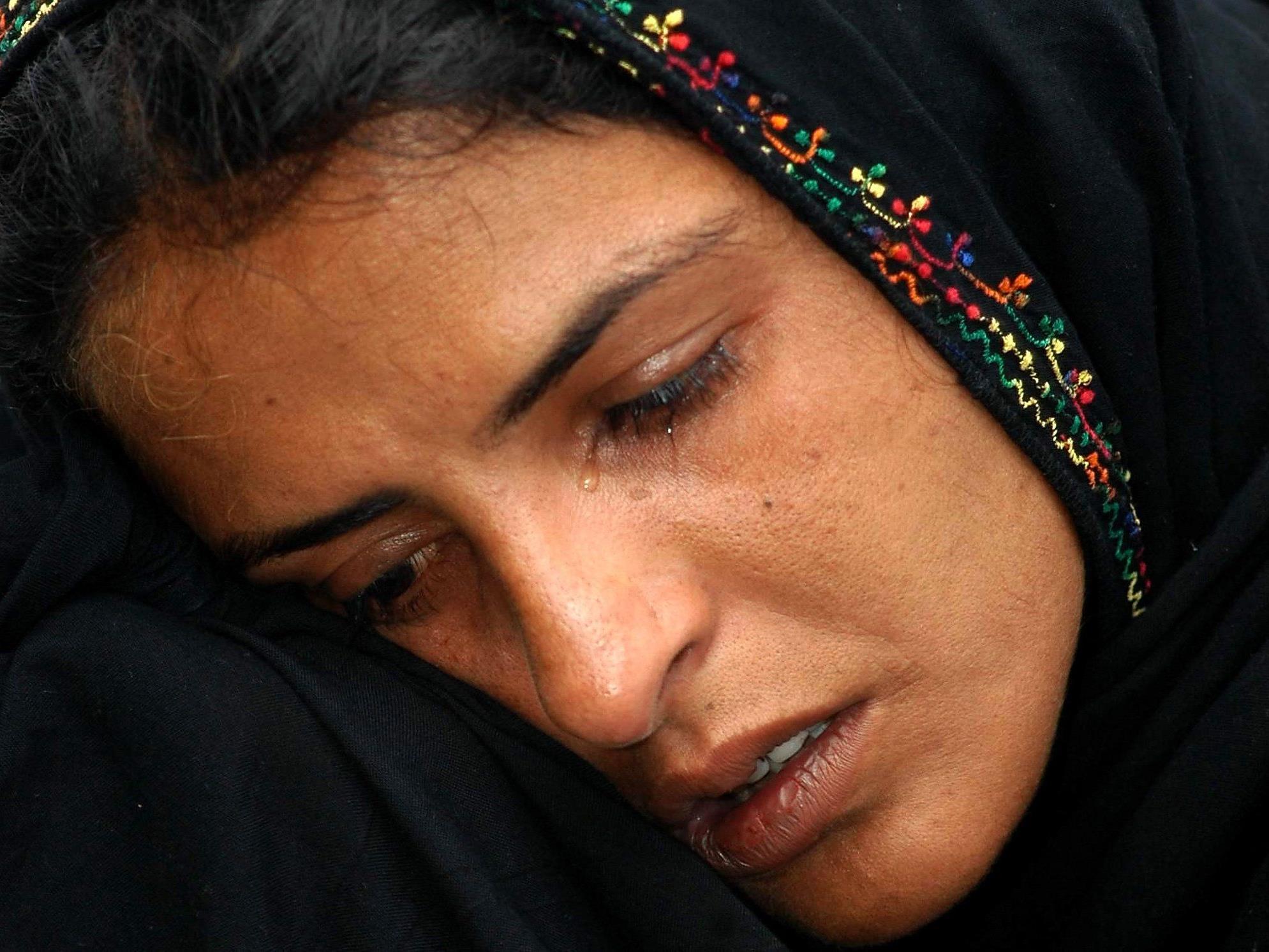 Mukhtar Mai war selbst Opfer einer Vergewaltigung - sie leitet nun eine Organisation für weibliche Gewaltopfer.