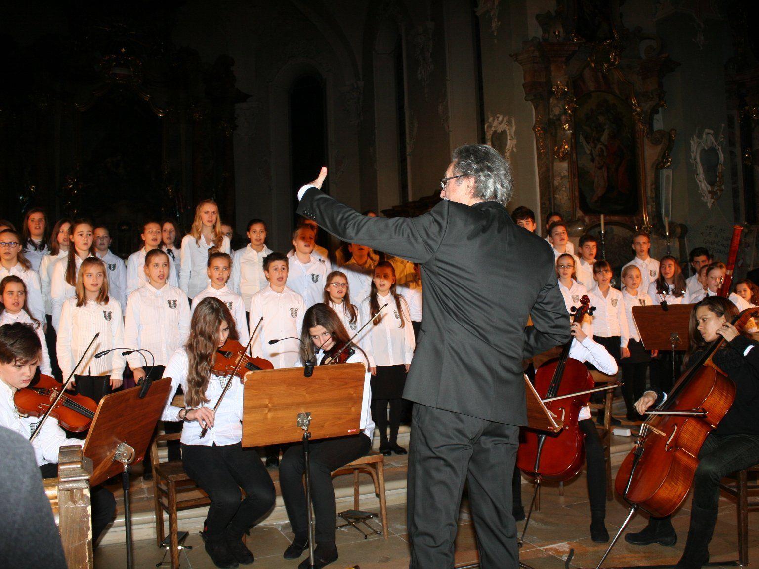 Musikmittelschüler laden zum Konzert