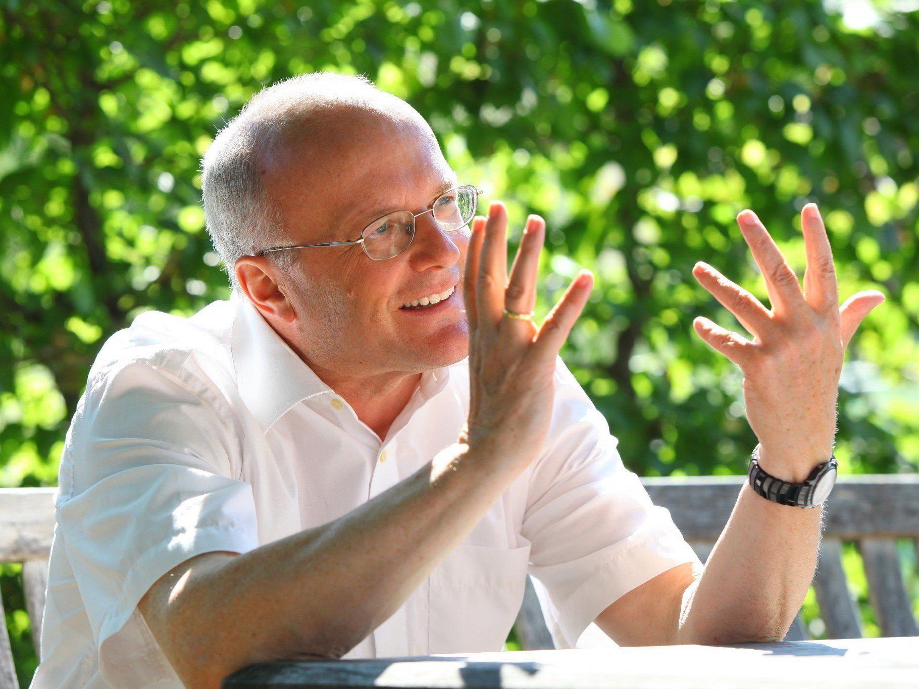 Reinhard Haller spricht über narzisstische Beziehung im Privat- und Berufsleben