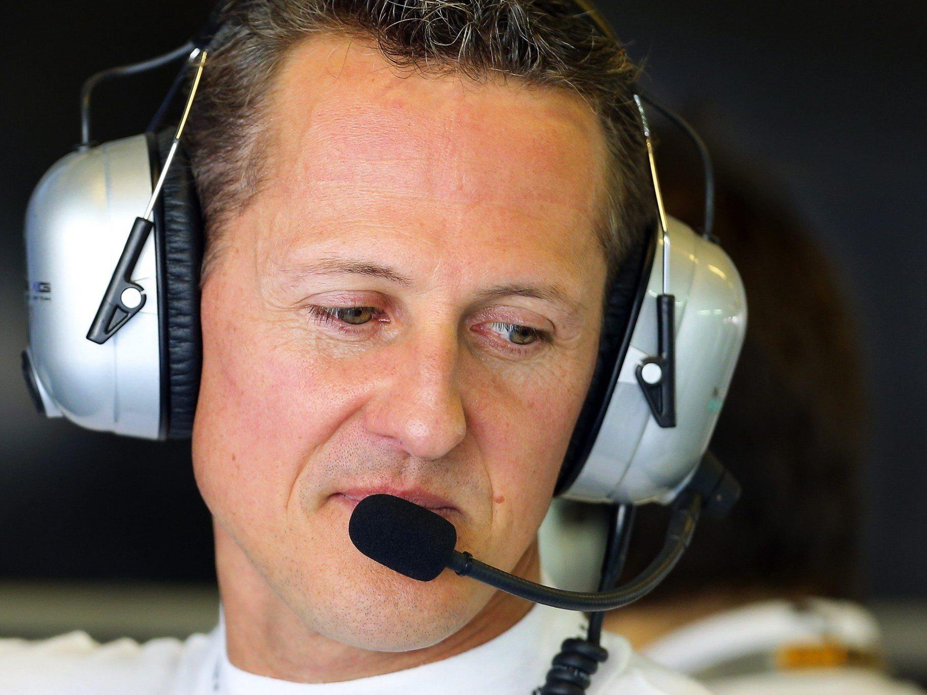 """""""Bild"""" berichtete über schwere Infektion des siebenfachen Formel-1-Weltmeisters."""
