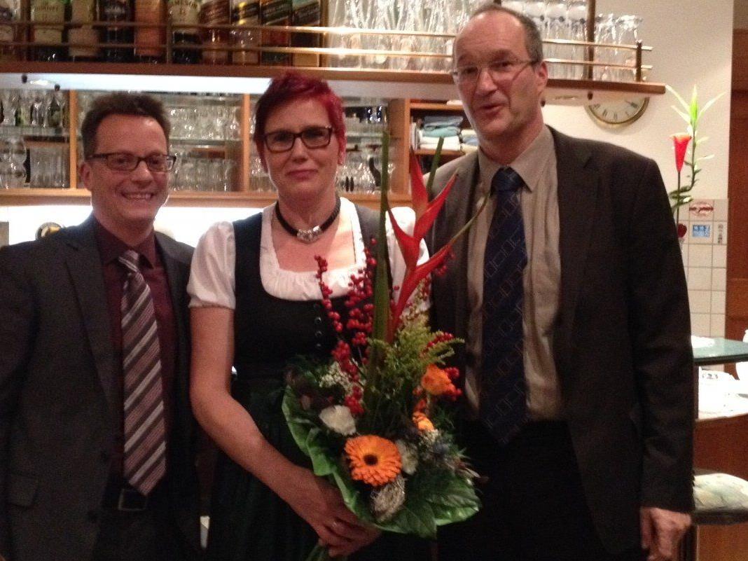 Andrea Jochum leitet das Vandanser Seniorenheim seit Jänner 2014.