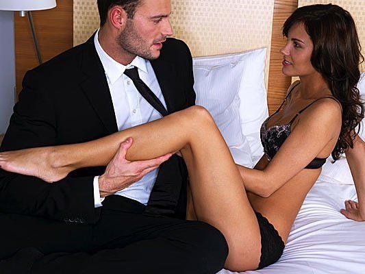 Interesse an Sex in den USA während Super Bowl minimal.