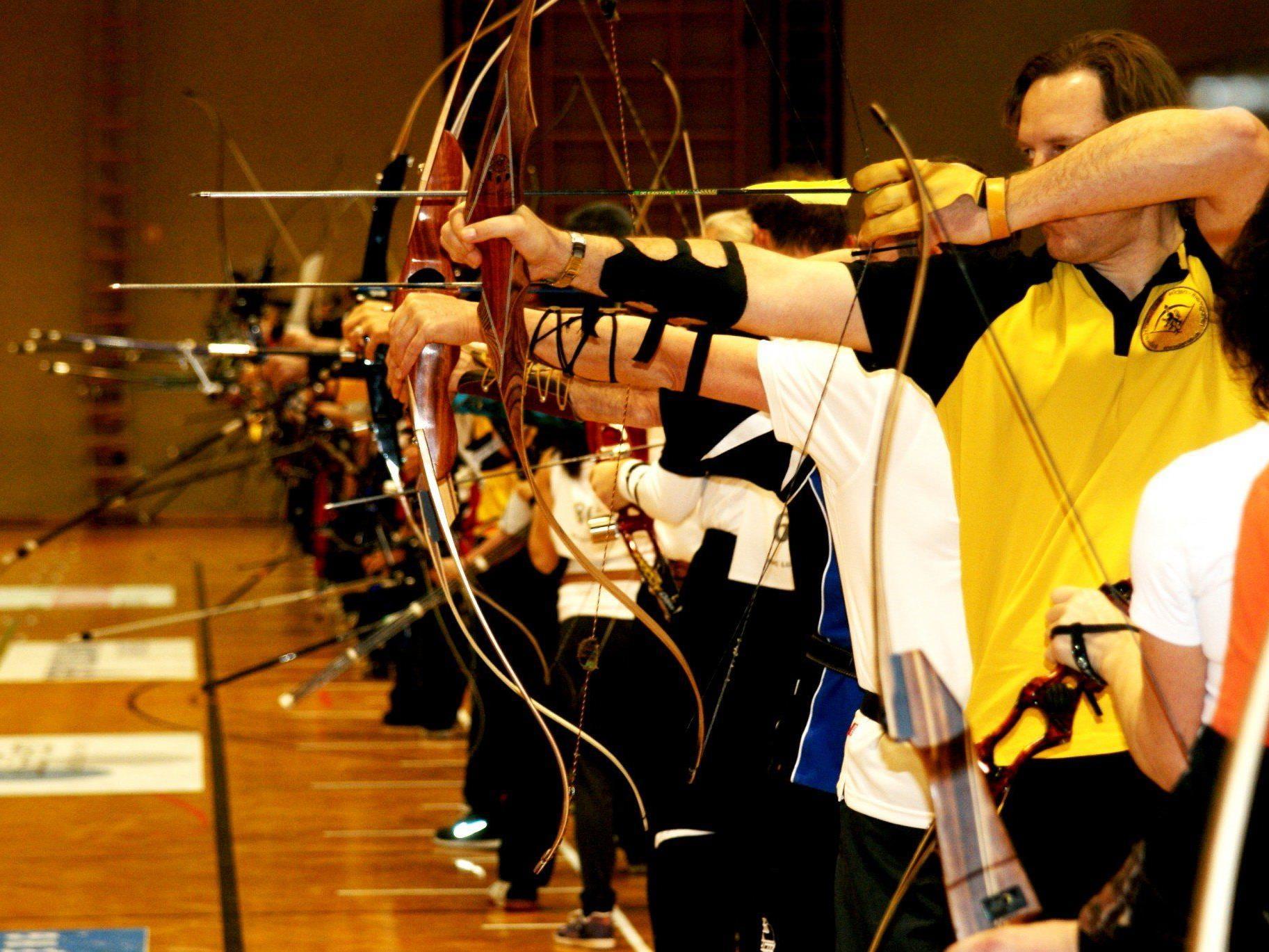 190 Bogenschützen nahmen am Turnier teil!
