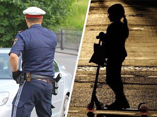 Kinder sollten bei Exhibitionisten sofort Eltern und Polizei alarmieren.