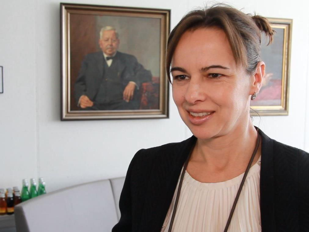 Familienministerin Sophie Karmasin im VOL.AT-Interview