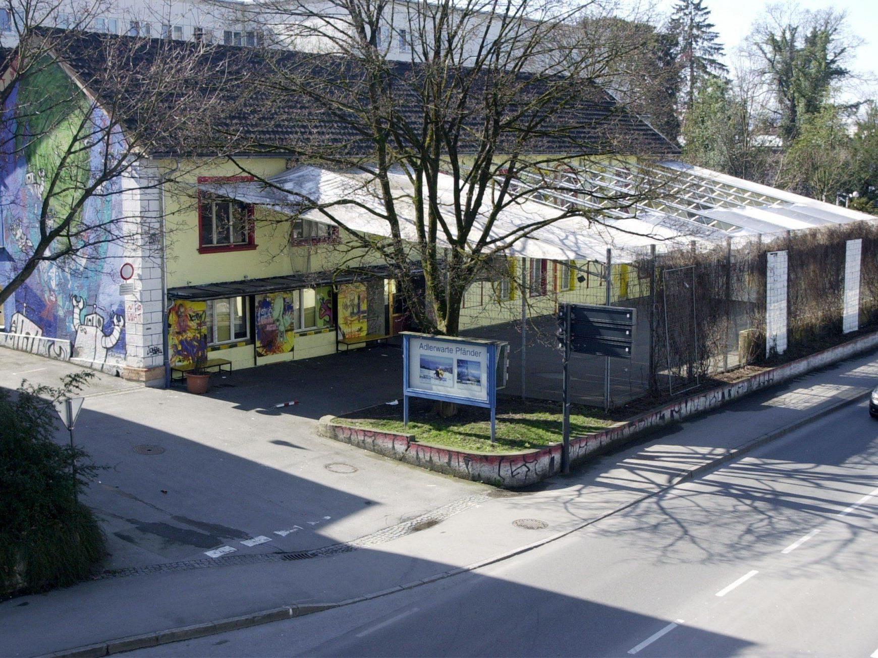 Bregenz fördert das Jugendzentrum Between mit 228.500,- Euro.