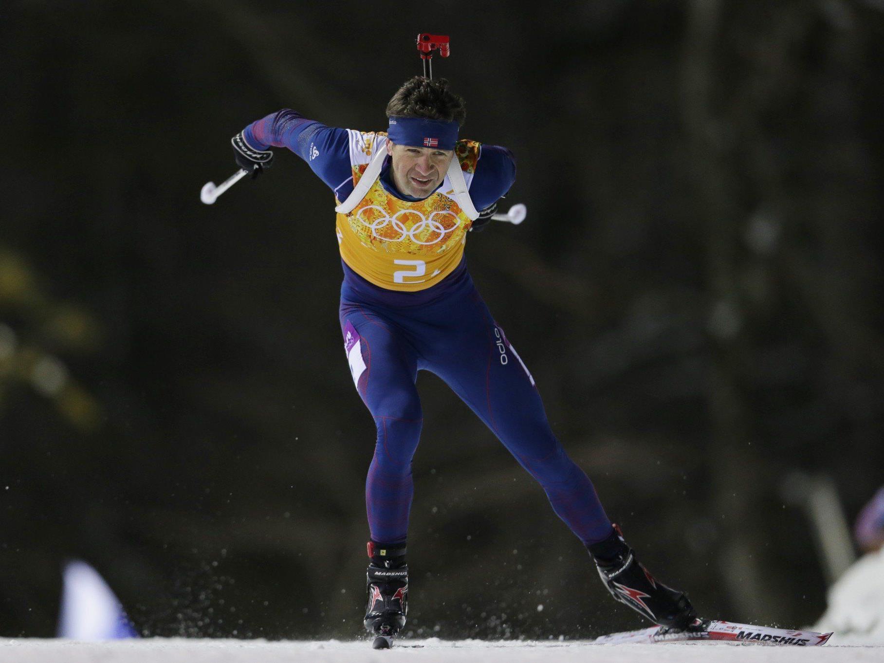 Björndalen nach achter Goldmedaille Nummer 1 der ewigen Bestenliste bei Winterspielen