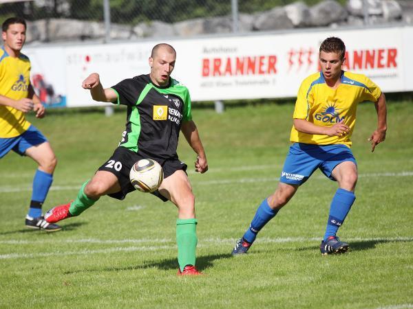 Gleich über neun Tore konnten die Spieler des FC Schruns jubeln