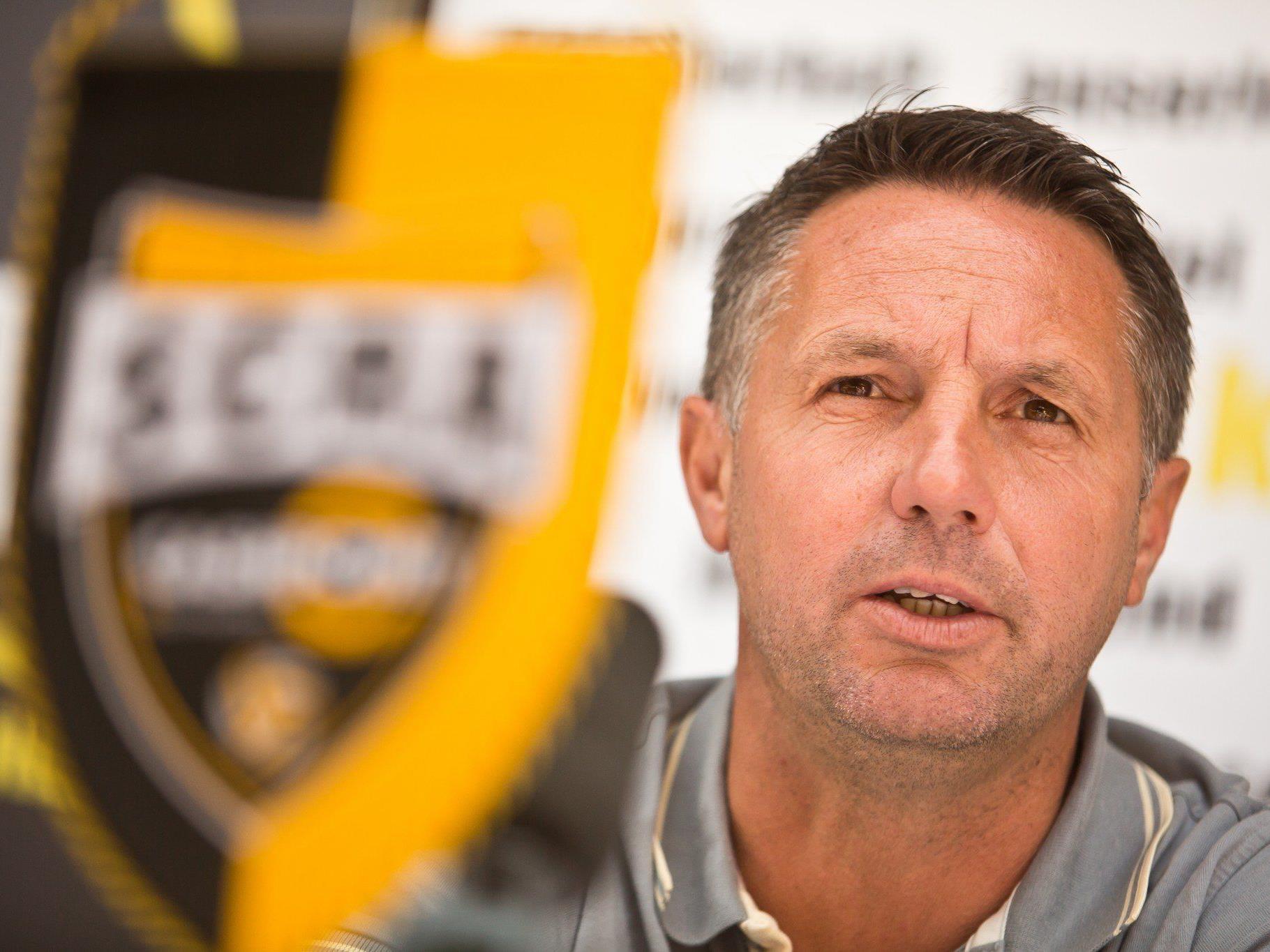Altach verlängerte Vertrag mit Damir Canadi bis Sommer 2015
