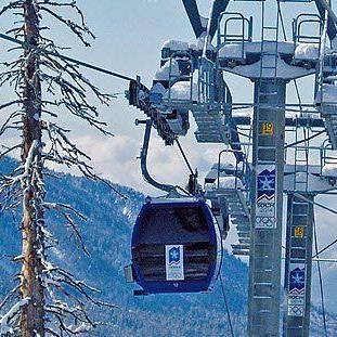 In den umliegenden Skigebieten von Krasnaja Poljana bei Sochi baut Doppelmayr insgesamt 40 Anlagen.