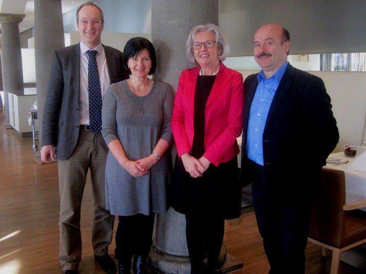 Stadträtin Elisabeth Mathis dankte im Namen der Stadt für den Einsatz aller Beteiligten