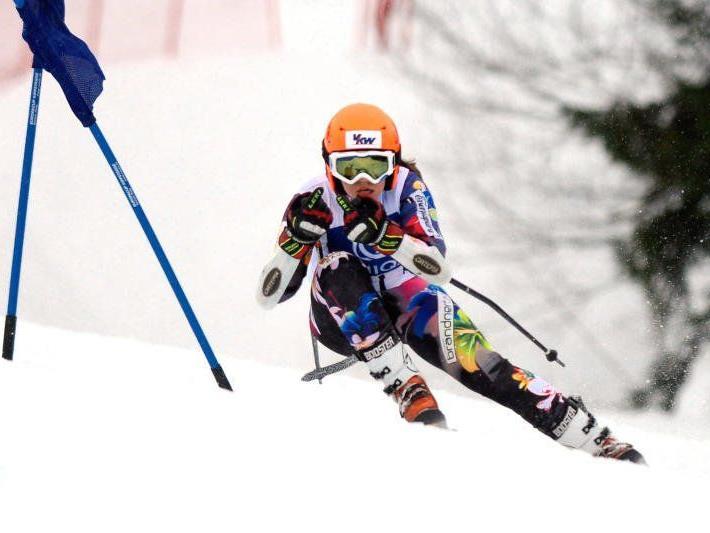 Nadine Taudes hofft in Riefensberg bei den Heimrennen auf gute FIS-Punkte.