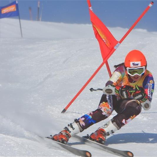 Symbolbild: Michelle Niederwieser wurde in Skofia Loka Dritte.