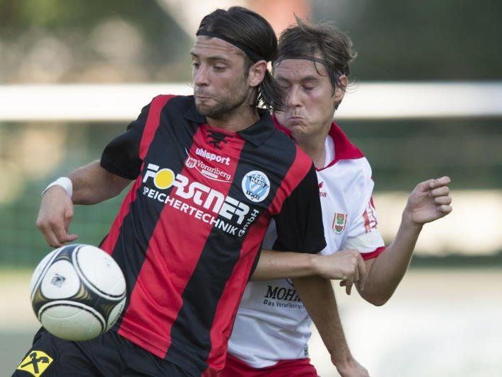 Ex-Hard Spieler Burhan Yilmaz soll in St. Margrethen für Tore sorgen.