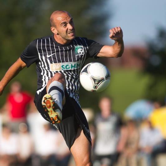 Der Ex-Austrianer Harald Dürr sorgte für den spektakulärsten Transfer in der Landesliga.
