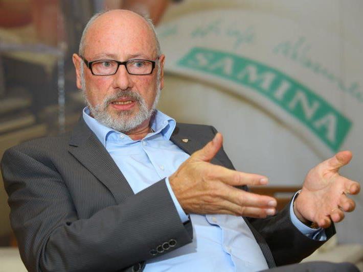 Für HC Rankweil Macher Günther W. Amann kommt ein Aufstieg in die Ostschweizer 2. Liga noch zu früh.