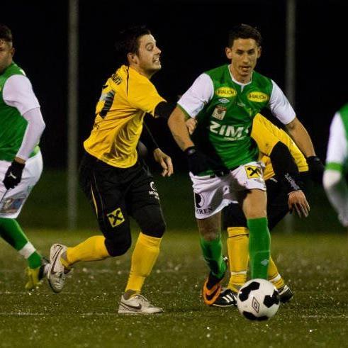 Austria Lustenau spielt am Samstag in Eschen.