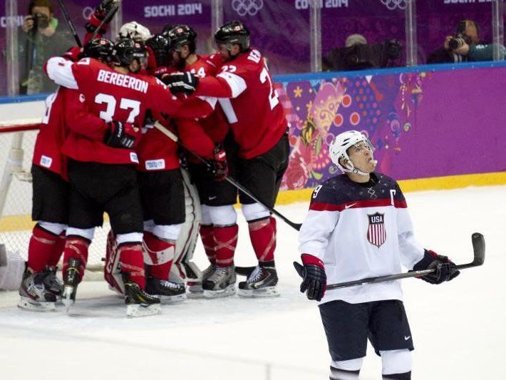 Kanada jubelt über Finaleinzug