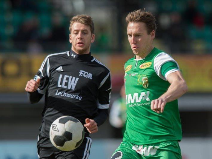 DIe Lustenauer Austria hat mit Jose Alex Ikeng einen neuen Spieler geholt.