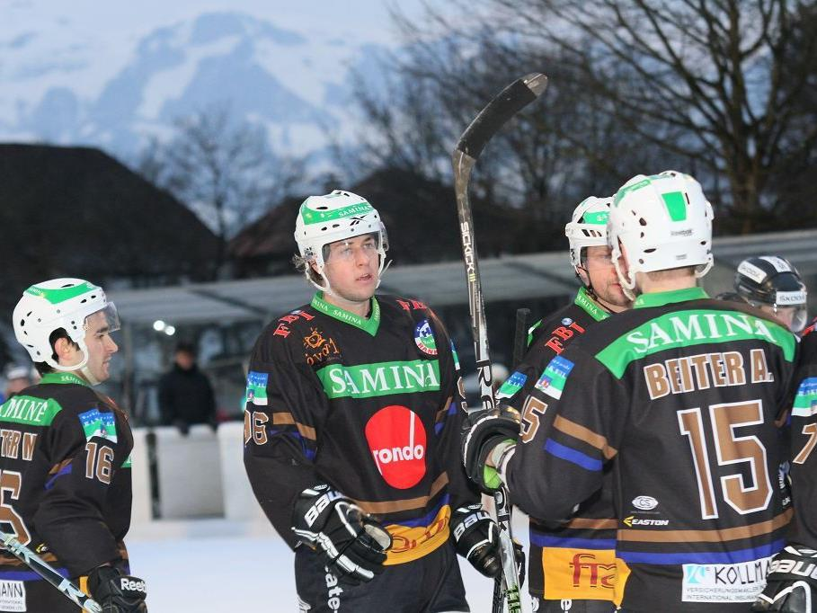 Der HC Samina Rankweil will im Heimspiel gegen das Schlusslicht Uzwil das 100. Meisterschaftstor erzielen.