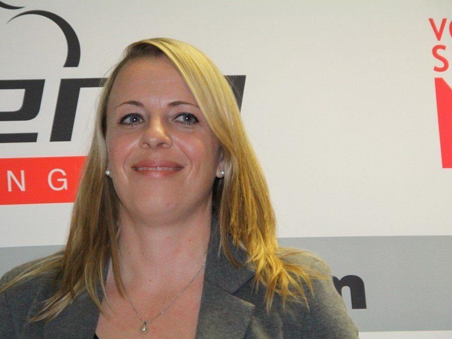 Tamina Therma Bad Ragaz Geschäftsführerin Anette Fink ist neuer Partner vom Team Vorarlberg.