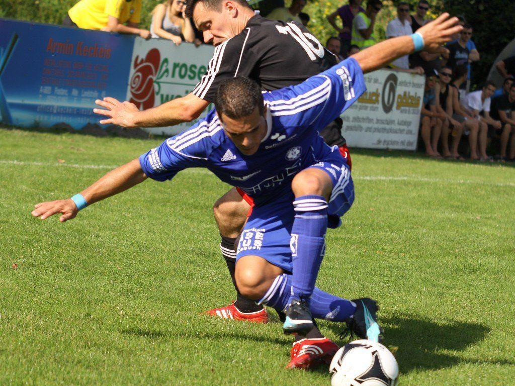 Ueverton da Silva spielt künftig wie die Ex-Bregenzer Franco Joppi und Robert Marku in Diepoldsau.