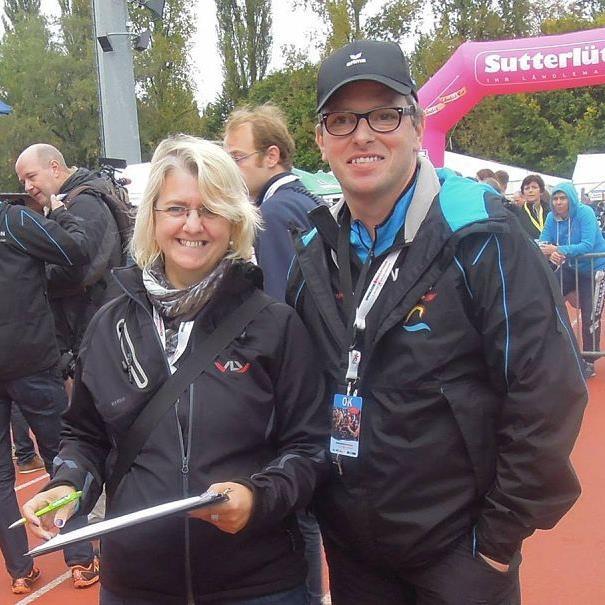 Seit fünf Jahren ist die Lustenauerin Christa Grabher die Vizepräsidentin im heimischen Leichtathletikverband.