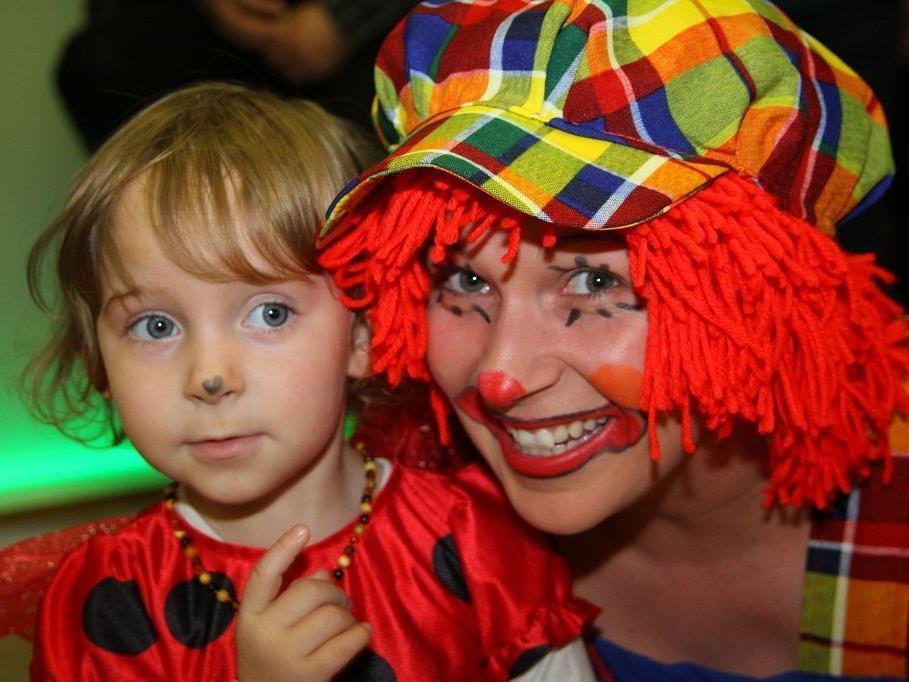 Der Kinderfasching im Happy Dance in Hohenems war wieder ein Bombenerfolg.