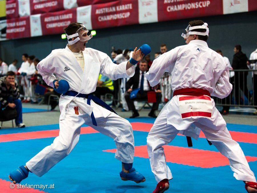 Nur zu drei neunten Plätzen reichte es für die Ländle Jung-Karatekas bei der EM in Portugal.