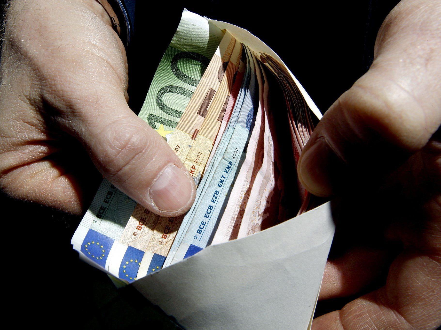Durch Korruption entsteht europaweit ein Schaden in Höhe von 120 Milliarden Euro.