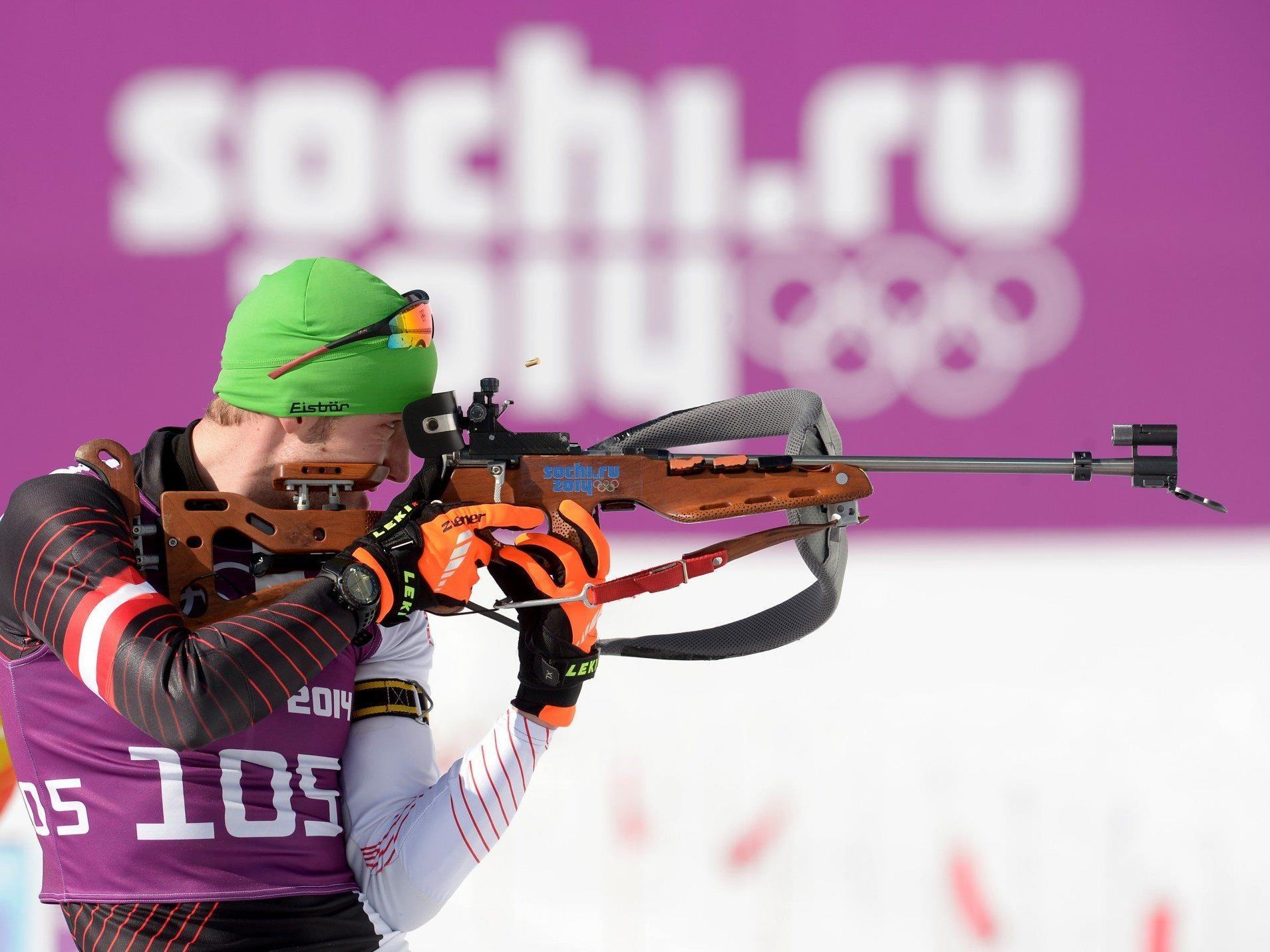 Erste olympische Einzelmedaille für Ex-Weltmeister Landertinger