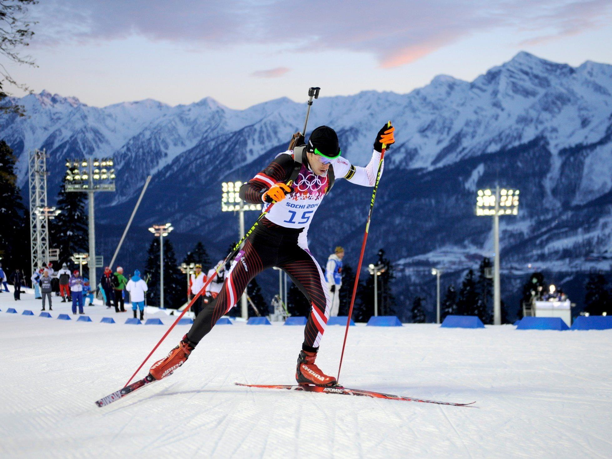 Sprint-Zweiter Landertinger in bestechender Laufform