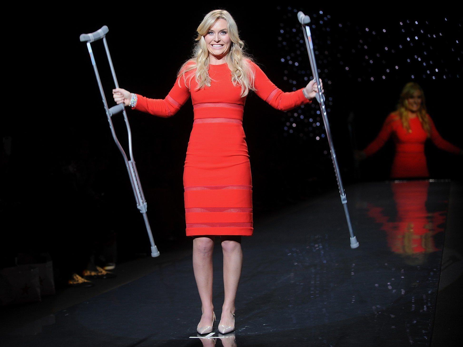 """Der """"Red Dress""""-Abend ist Teil der Fashion Week."""