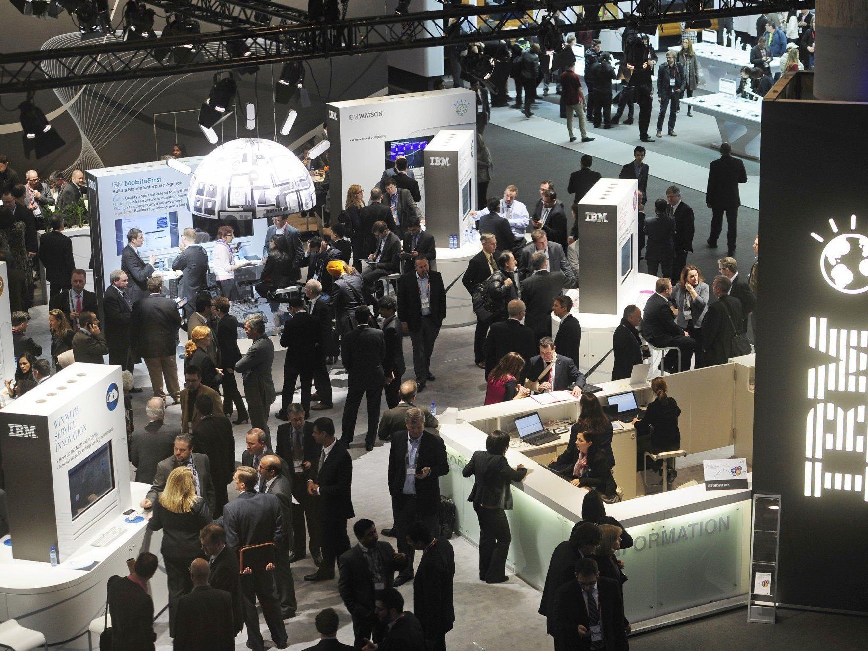 Die wichtigsten Trends des Mobile World Congress 2014 in Barcelona.