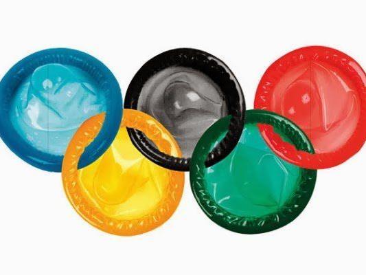 Bei Olympia baut man mit 100.000 Kondomen vor.
