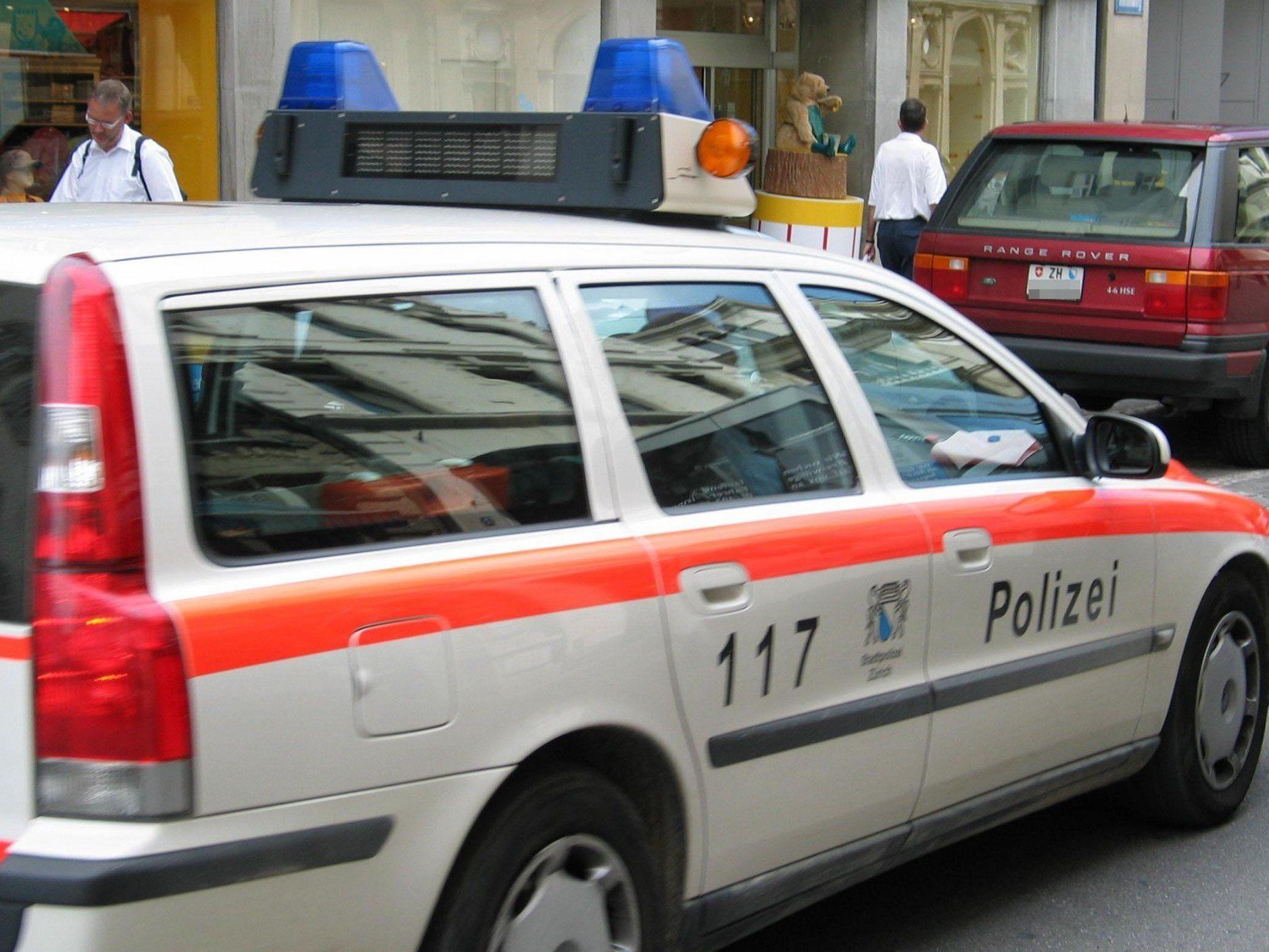 Der geschnappte Rumäne war laut Polizei in der ganzen Schweiz als Einbrecher unterwegs.
