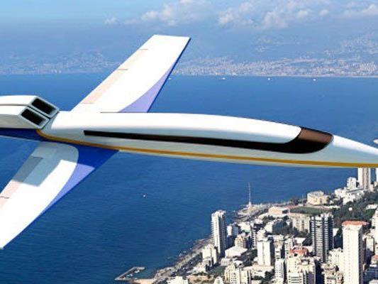 Der neue Superjet soll im Jahr 2018 auf den Markt kommen.