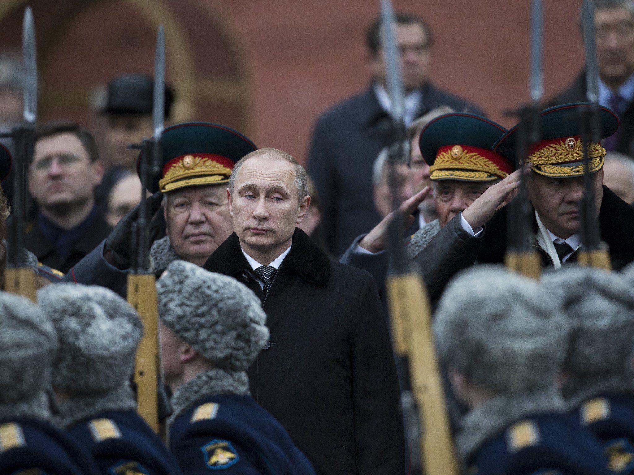 Putin lässt Gefechtsbereitschaft der Armee im Westen prüfen