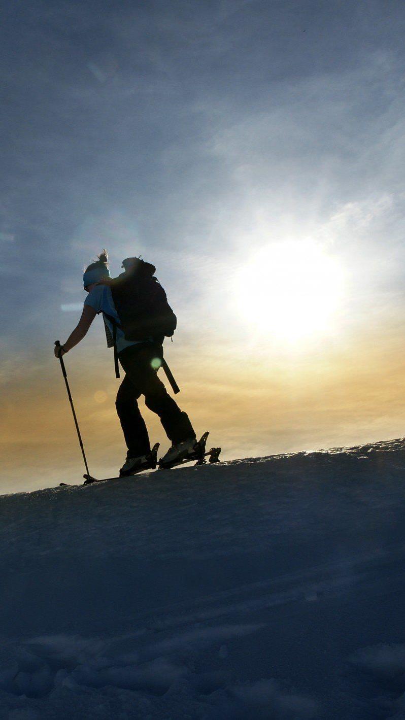 Weniger Gäste in Vorarlberg im Jänner 2014 - gute Saisonaussichten bleiben bestehen.