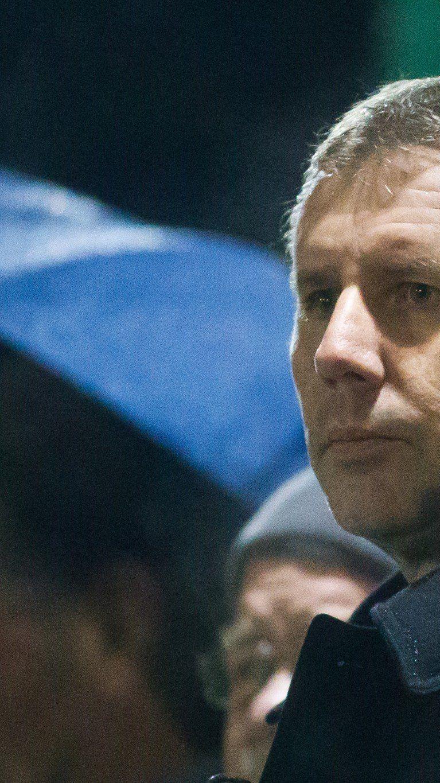 Verdacht des schweren Betrugs: Dieter Sperger in Untersuchungshaft